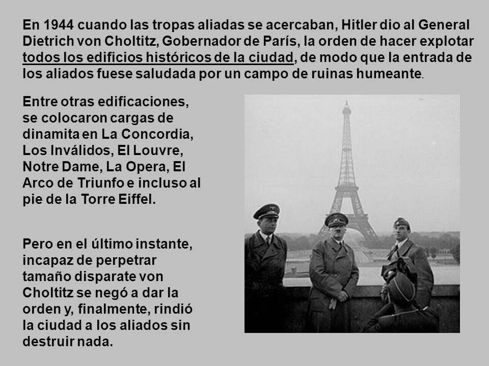 Edith Piaf canta Rien de rien Arquitectura de Paris Estructuras imperecederas
