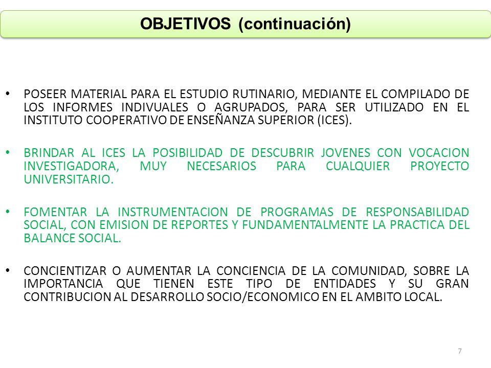 RELACIONAMIENTO + COOPERATIVAS, MUTUALES, FUNDACIONES (República Argentina) + INSTITUTOS PROMOTORES Y/O RECTORES (Ámbito Provincial, Regional o Nacional) + FEDERACIONES, CONFEDERACIONES (Nacionales e Internacionales) + INSTITUCIONES REPRESENTATIVAS DEL SECTOR (Regionales o Continentales) + GOBIERNOS EJECUTIVOS O LEGISLATIVOS (Local, Provincial, Regional, Nacional) + ORGANISMOS GUBERNAMENTALES INTERNACIONALES (OEI - OEA – ONU – Regionales de América Latina y Europa) + RED DE UNIVERSIDADES ESPECIALIZADAS, PÚBLICAS O PRIVADAS (Nacionales e Internacionales) 8