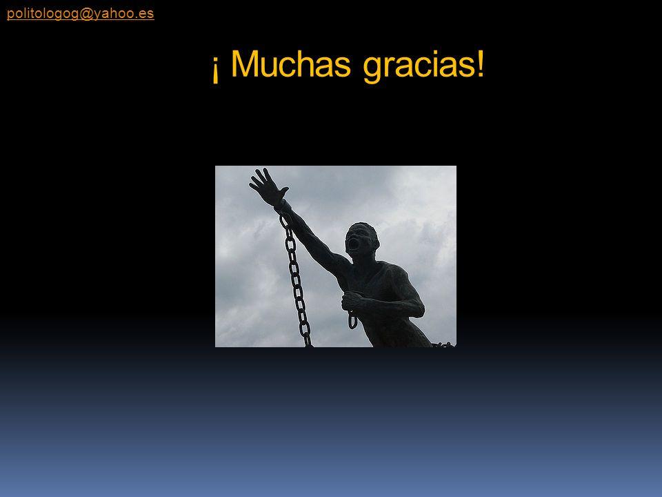 ¡ Muchas gracias! politologog@yahoo.es