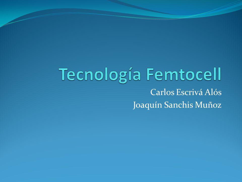 Carlos Escrivá Alós Joaquín Sanchis Muñoz