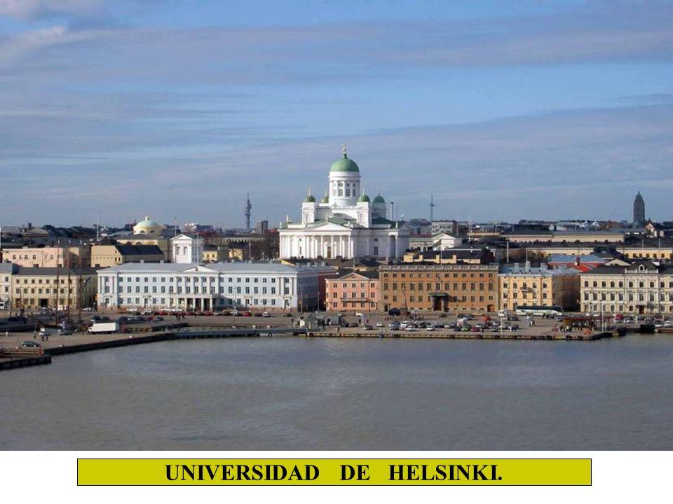 UNIVERSIDAD DE HELSINKI.
