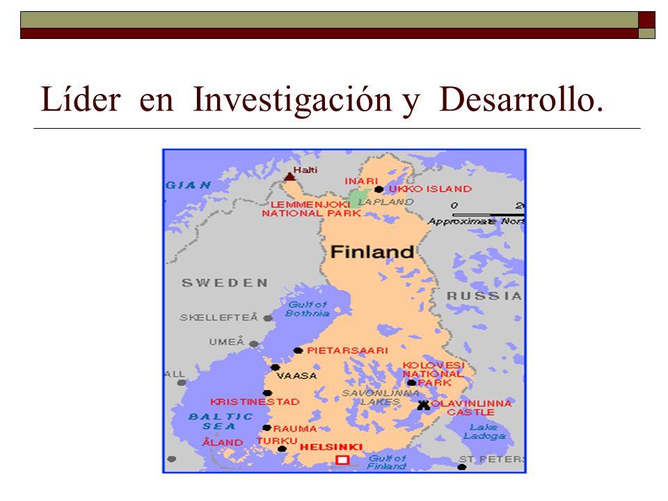 El Gran éxito Económico en las Ultimas décadas se debe a : Hacia 1950, Finlandia era un país relativamente pobre en Europa y el más pobre de los países Nórdicos.