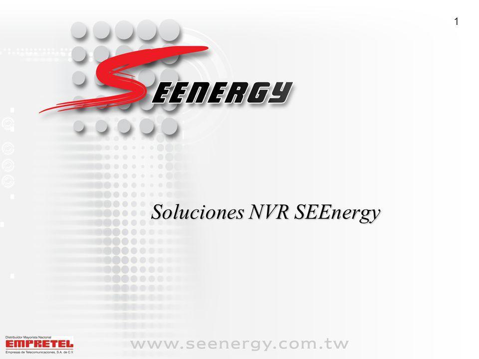Soluciones NVR SEEnergy 1