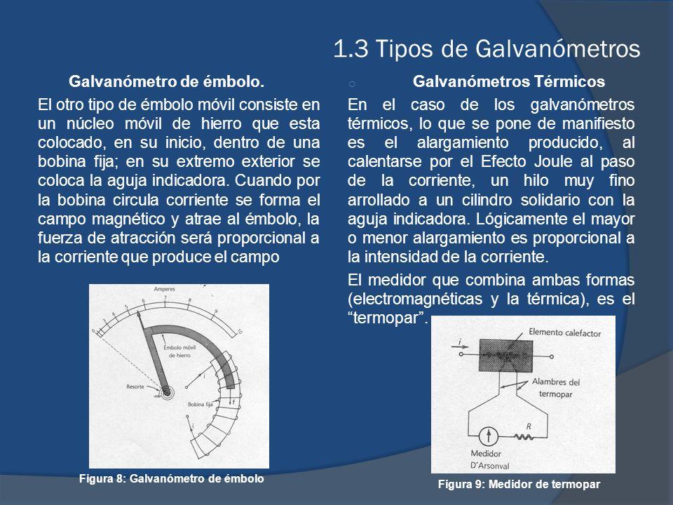 2.EL AMPERÍMETRO 2.1 Definición y Características: Llamamos amperímetro a cualquier aparato de medida que esté destinado a medir la intensidad de la corriente eléctrica.