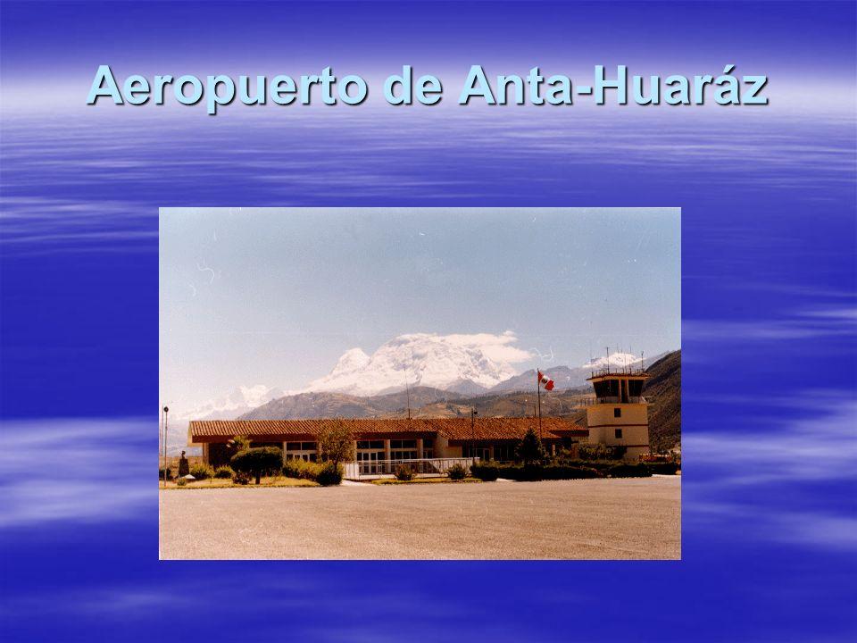 Aeropuerto de Anta-Huaráz
