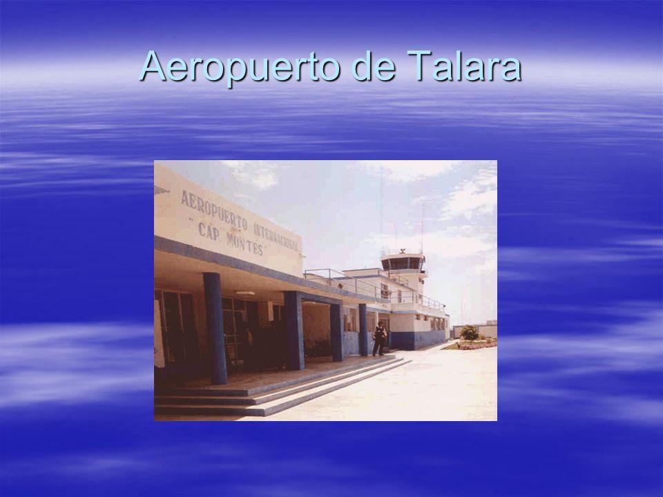 Aeropuerto de Talara