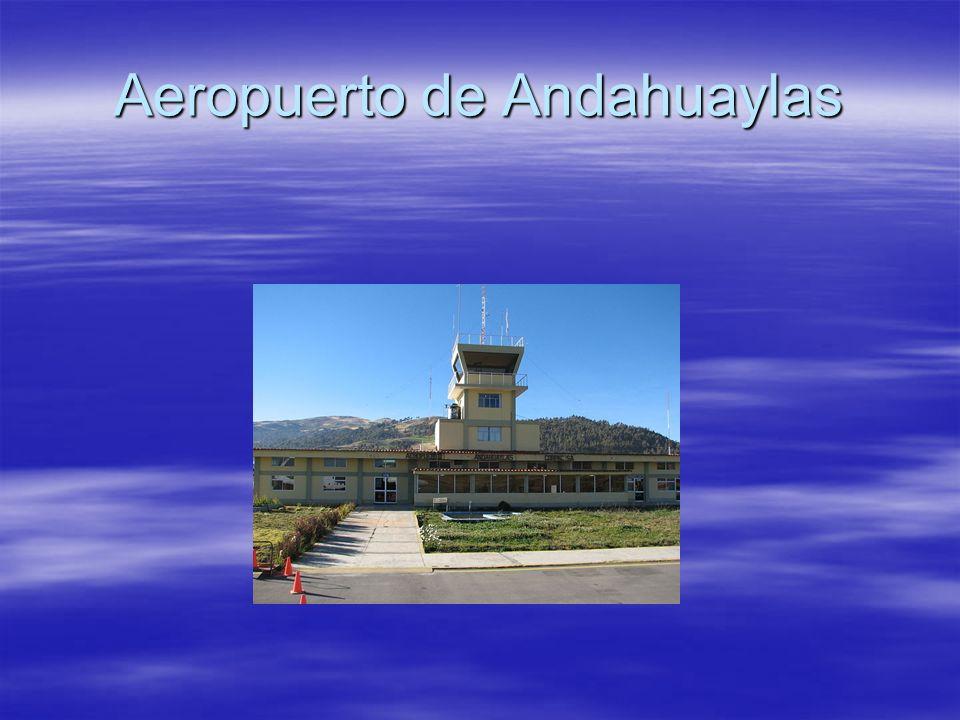 Aeropuerto de Andahuaylas