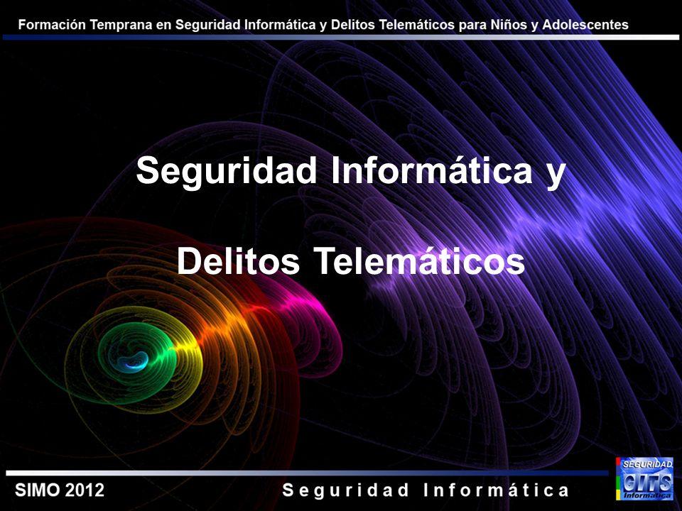 Seguridad Informática y Delitos Telemáticos