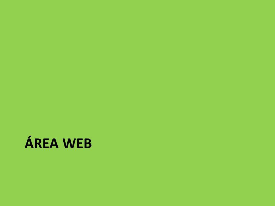 ÁREA WEB