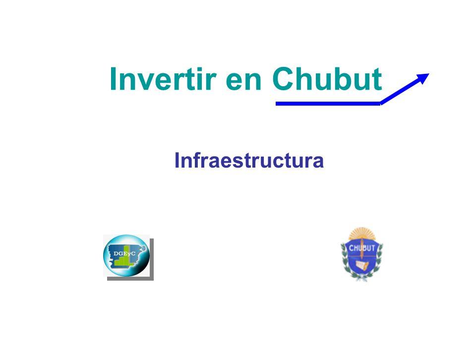 Invertir en Chubut Infraestructura