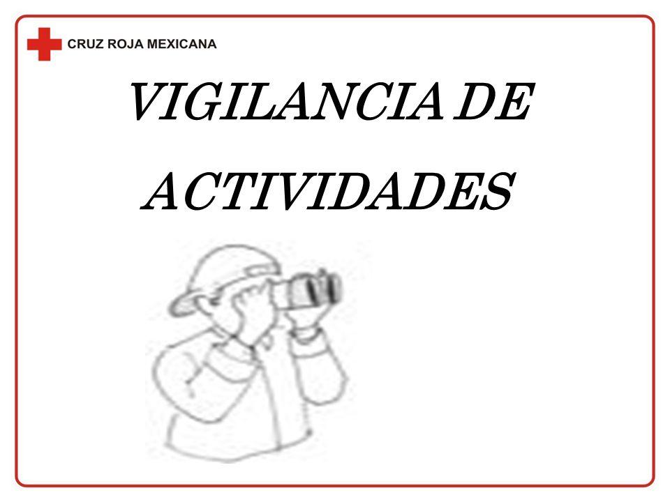 VIGILANCIA DE ACTIVIDADES