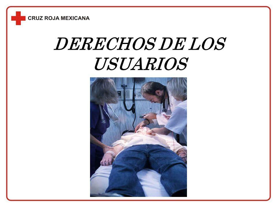 DERECHOS DE LOS USUARIOS