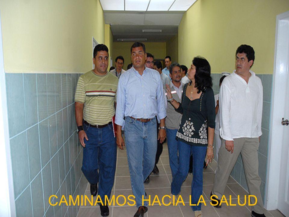 Ministerio de Salud Pública CAMINAMOS HACIA LA SALUD