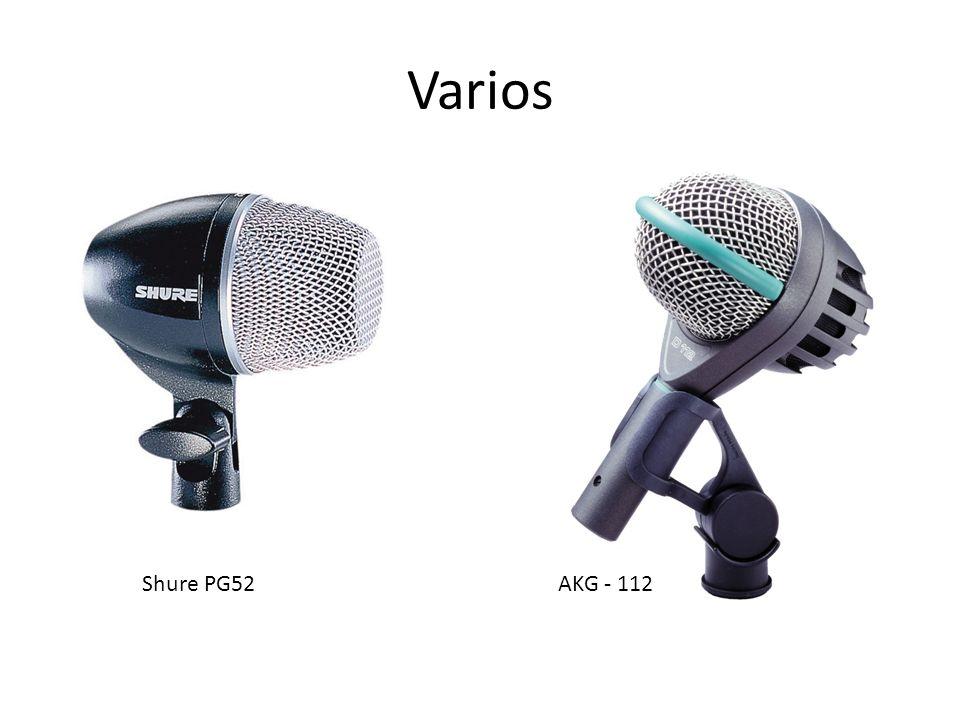 Shure PG52AKG - 112