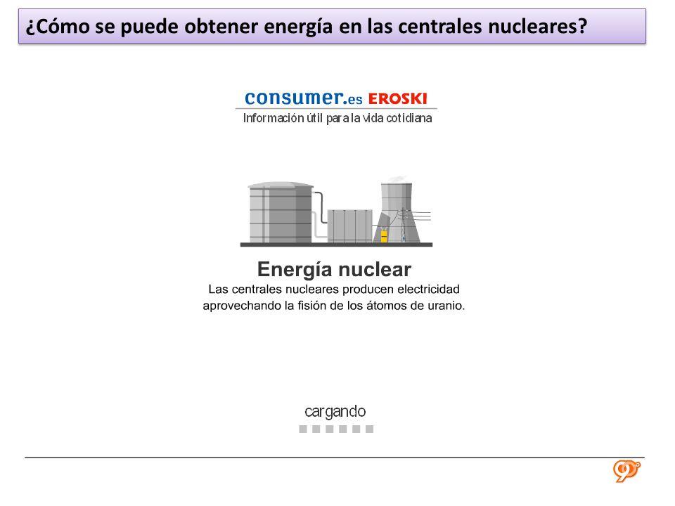 ¿Cómo se puede obtener energía en las centrales nucleares? 7-petroleo.swf