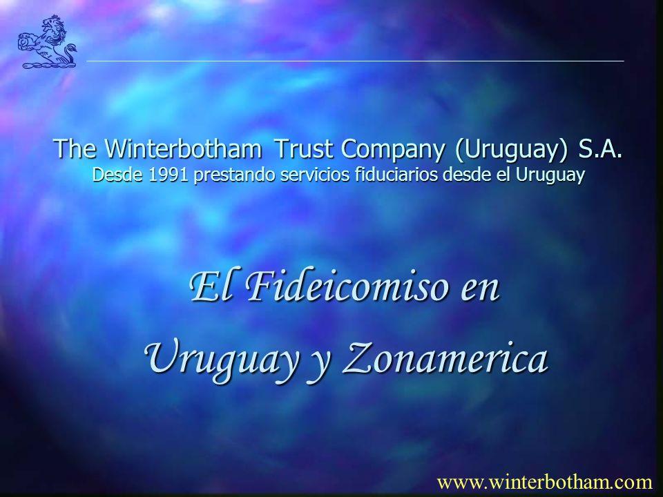 The Winterbotham Trust Company (Uruguay) S.A.