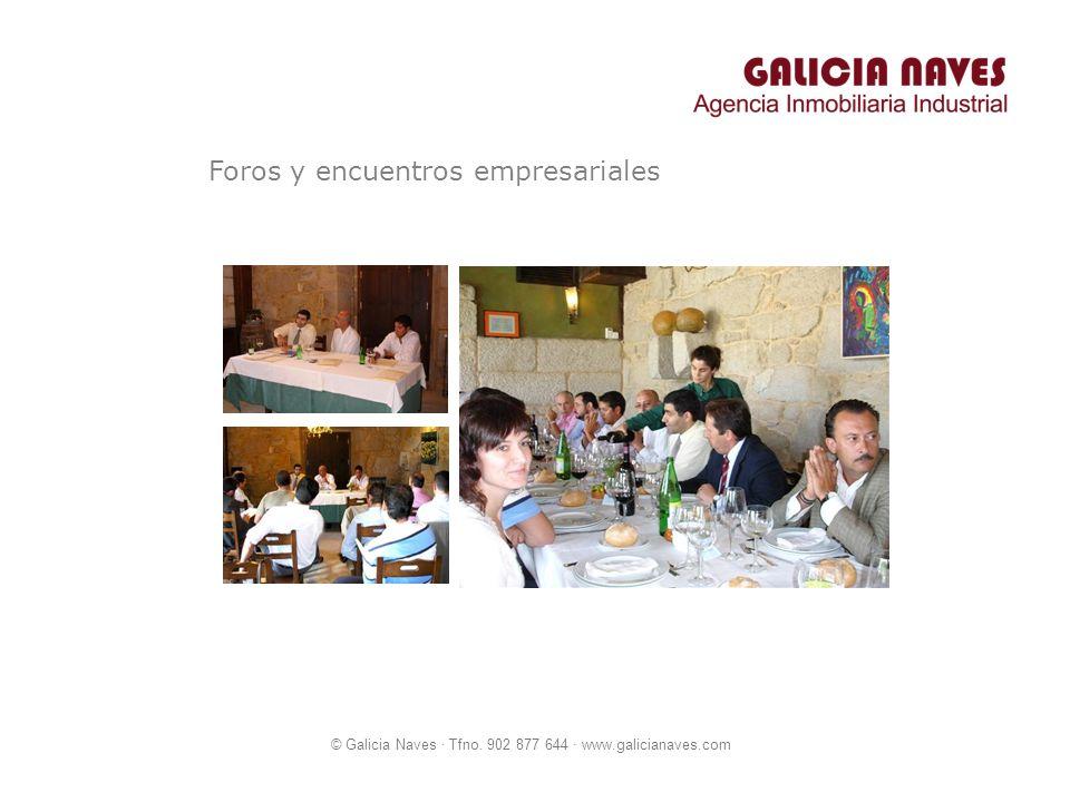 Foros y encuentros empresariales