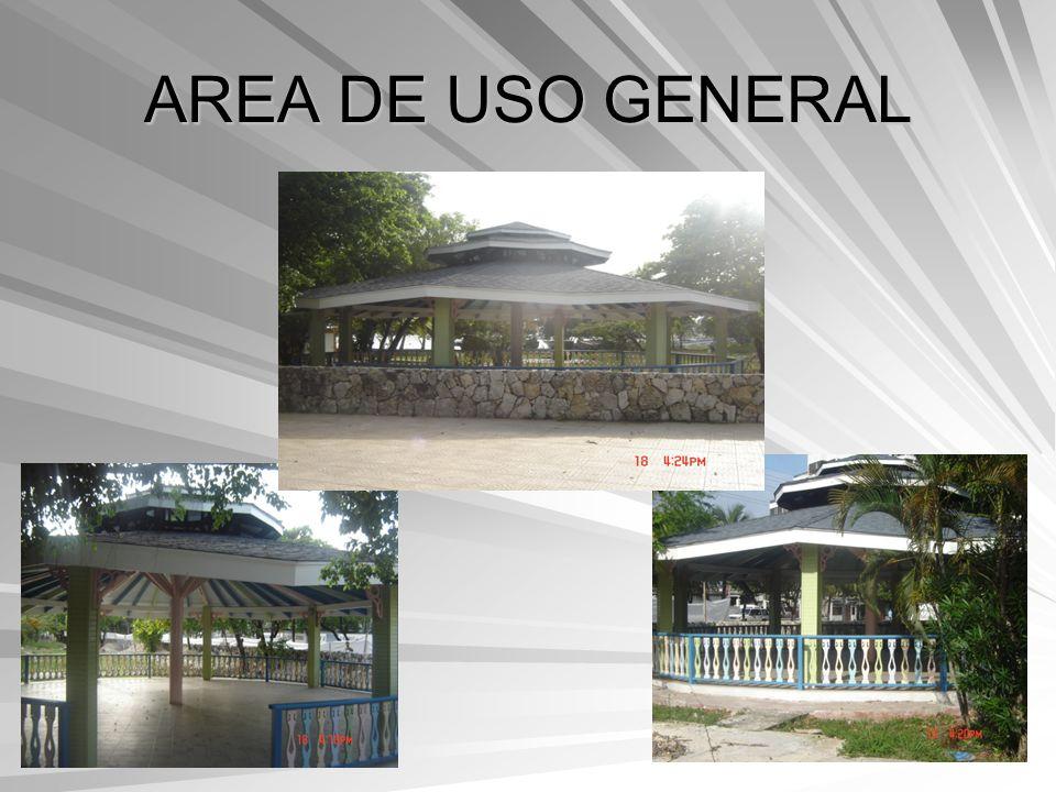 AREA DE USO GENERAL
