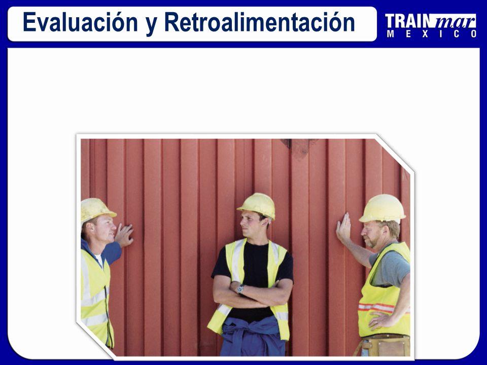 Evaluación y Retroalimentación
