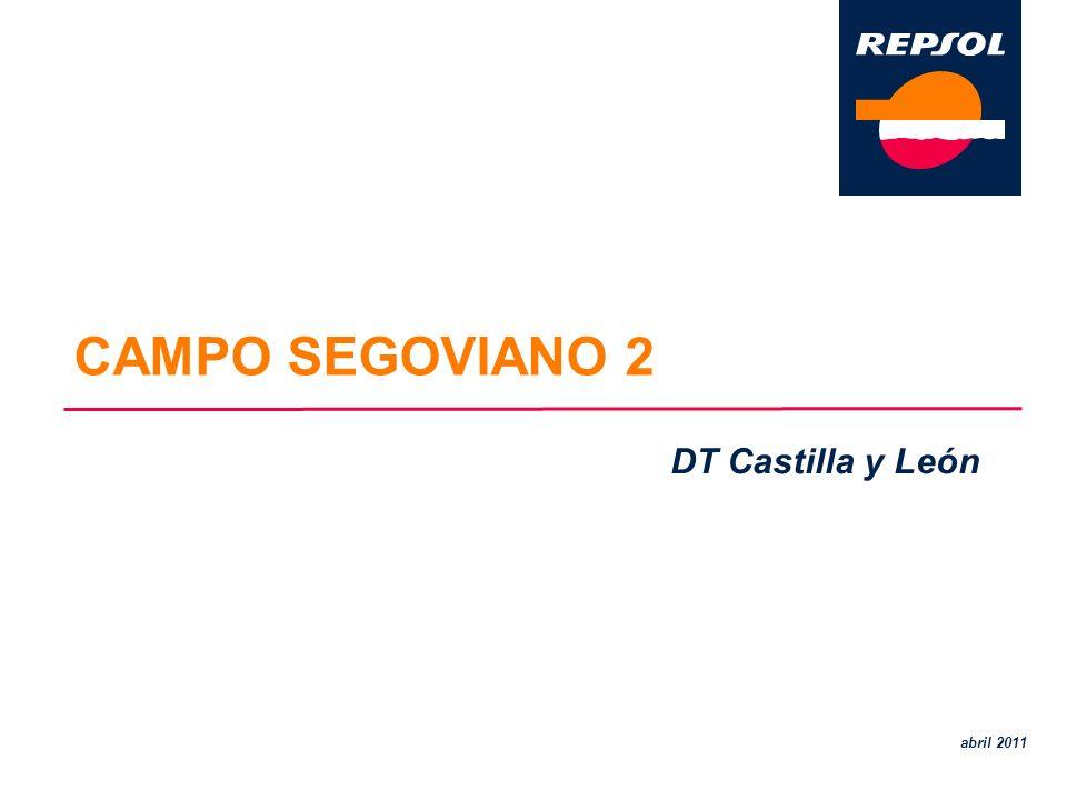 CAMPO SEGOVIANO 2 DT Castilla y León abril 2011