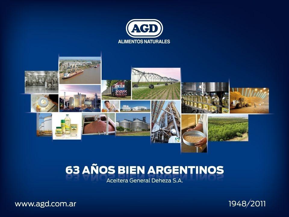 Oferta AGD A.Producción Agrícola B.Asesor Tecnológico C.Asesor Agronómico D.Asesor Técnico – Comercial E.Comercial de Granos en Acopios F.Trading de granos y subproductos G.Desarrollo de Nuevos Negocios