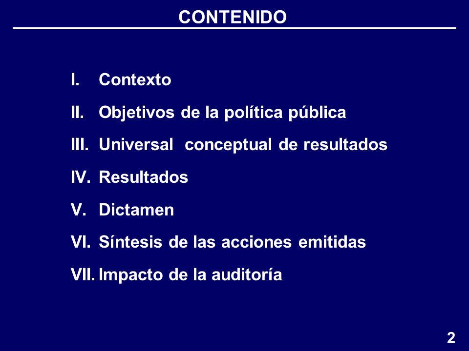 VII.Impacto de la auditoría Eficientar la Administración Tributaria e incrementar la recaudación.