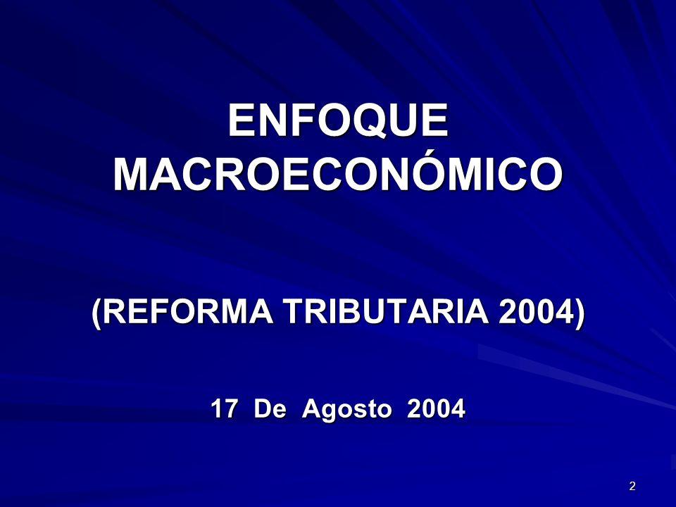 13 UN CAMINO EQUIVOCADO Mientras no se avance en la armonización tributaria con países vecinos y competidores, suprimir el aparente gasto tributario implicado en tratamientos preferenciales, conllevaría claros sesgos en contra de Guatemala.