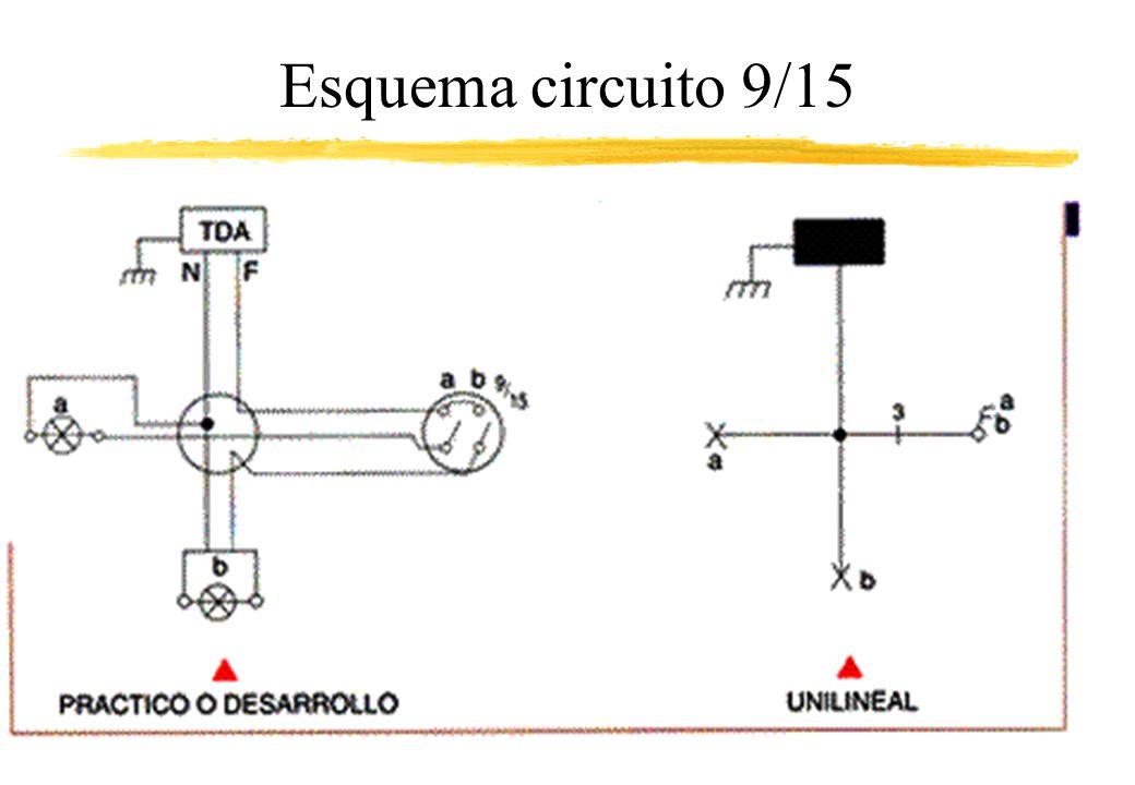 Esquema circuito 9/15