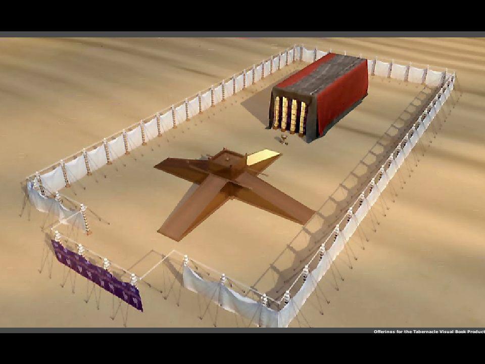 SIETE PASOS HACIA LA SALVACIÓN 1.En la PUERTA DEL ATRIO se reconoce la necesidad de Salvación.