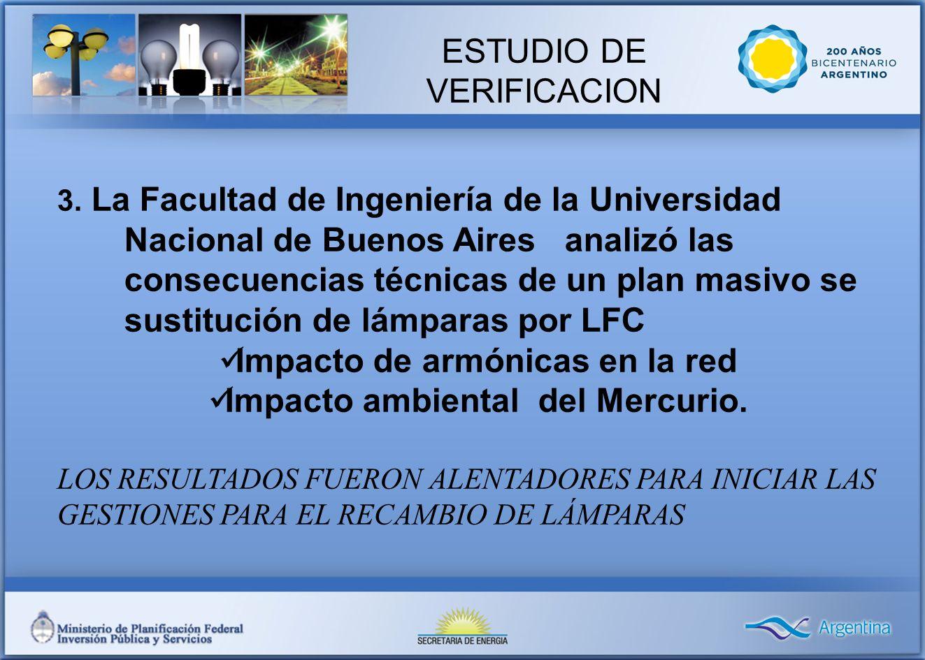 ESTUDIO DE VERIFICACION 3.