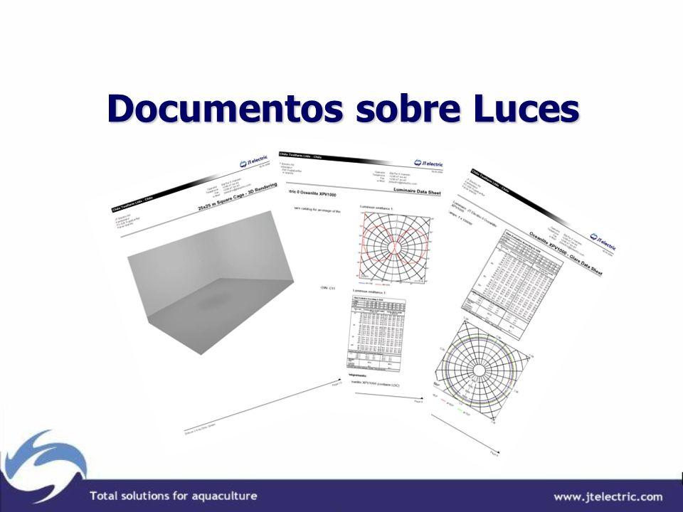 Documentos sobre Luces