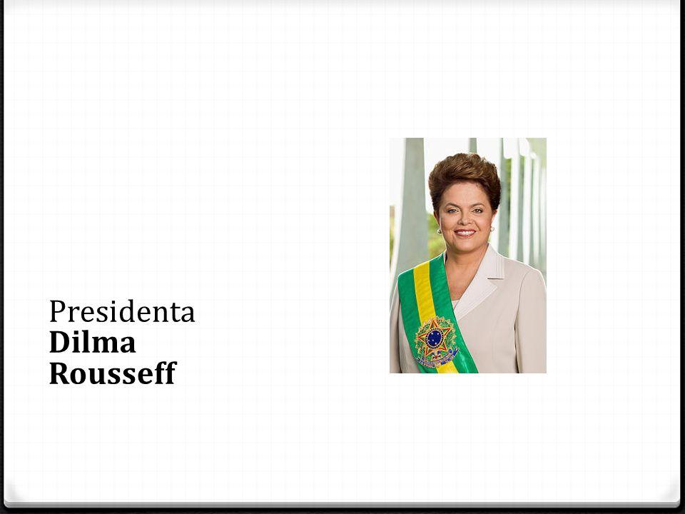 Presidenta Dilma Rousseff