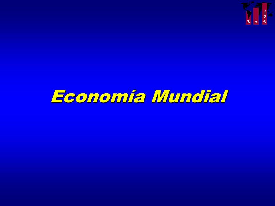 R A & Asoc. Economía Mundial