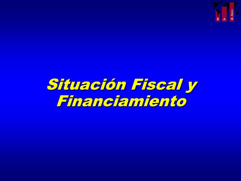 R A & Asoc. Situación Fiscal y Financiamiento