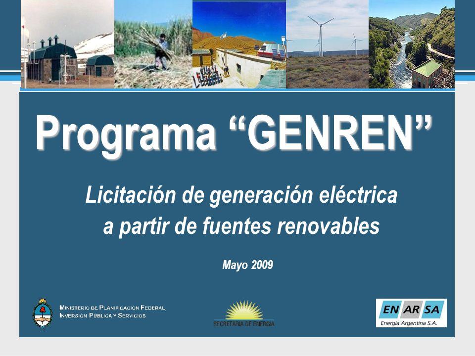 Antecedentes y Trabajos Recopilación y análisis de información de fuentes renovables de energía.