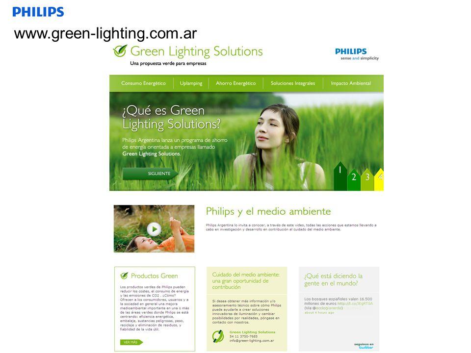 SEGMENTO Iluminación de oficinas *Los edificios públicos representan el 60% de uso global de la electricidad de la iluminación.
