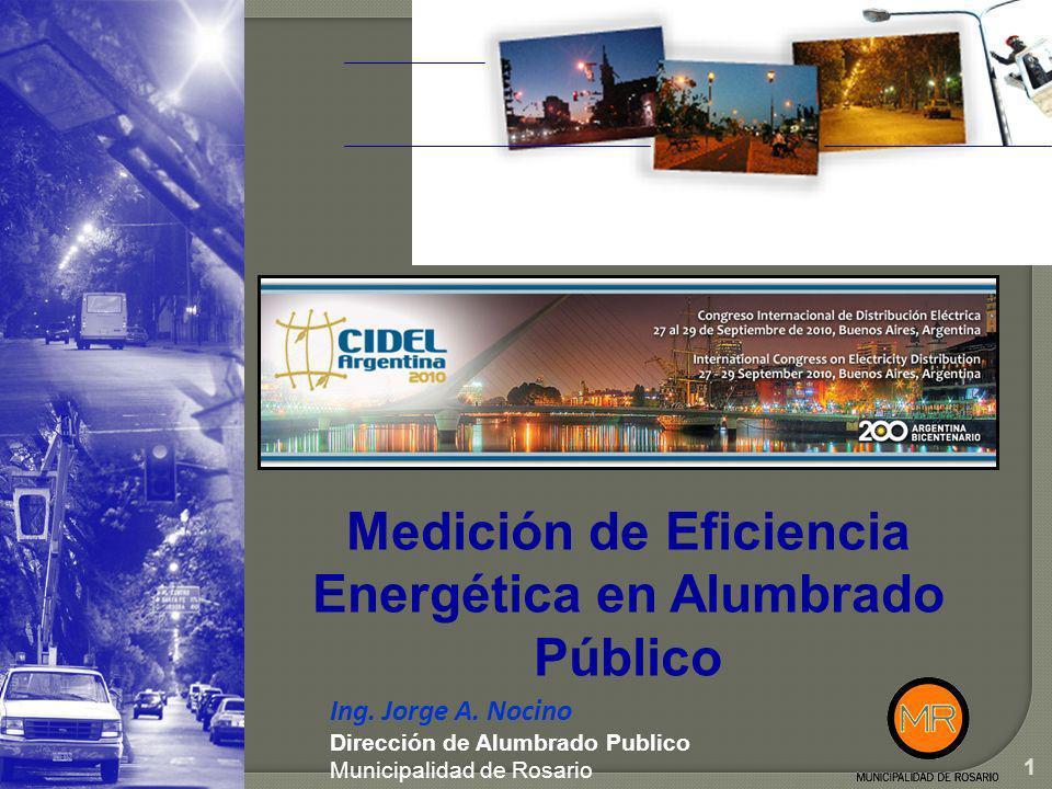 Introducción Alumbrado Público El costo del alumbrado público (instalación y mantenimiento) puede suponer un gasto significativo para los municipios.