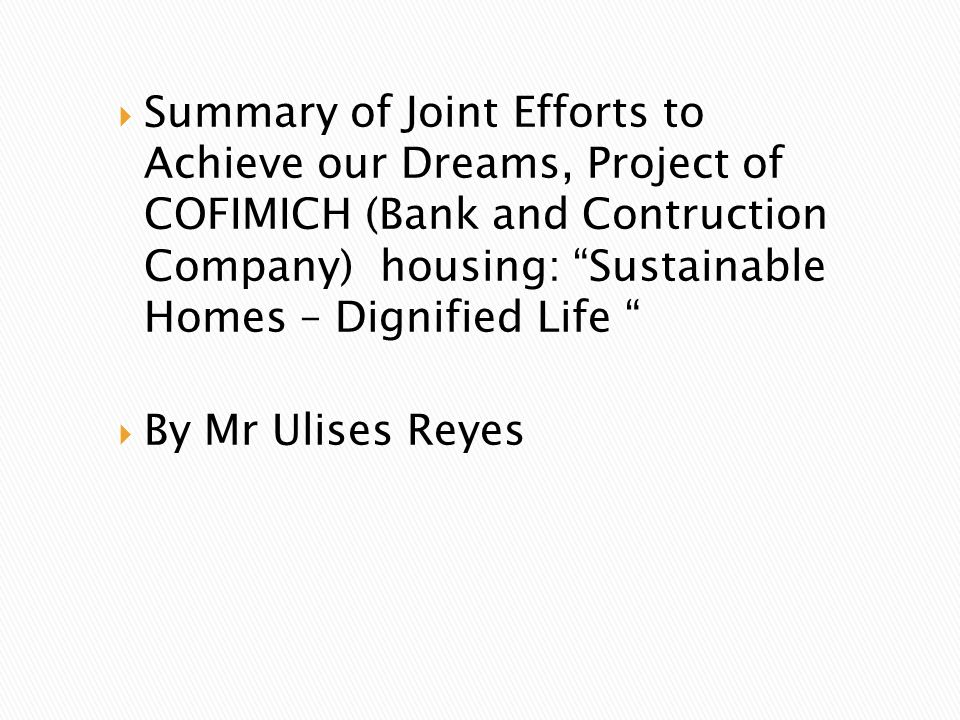 Anchorage links to foundation proceed to create a strengthen in the structure of the houses in all situations as determined by the project.