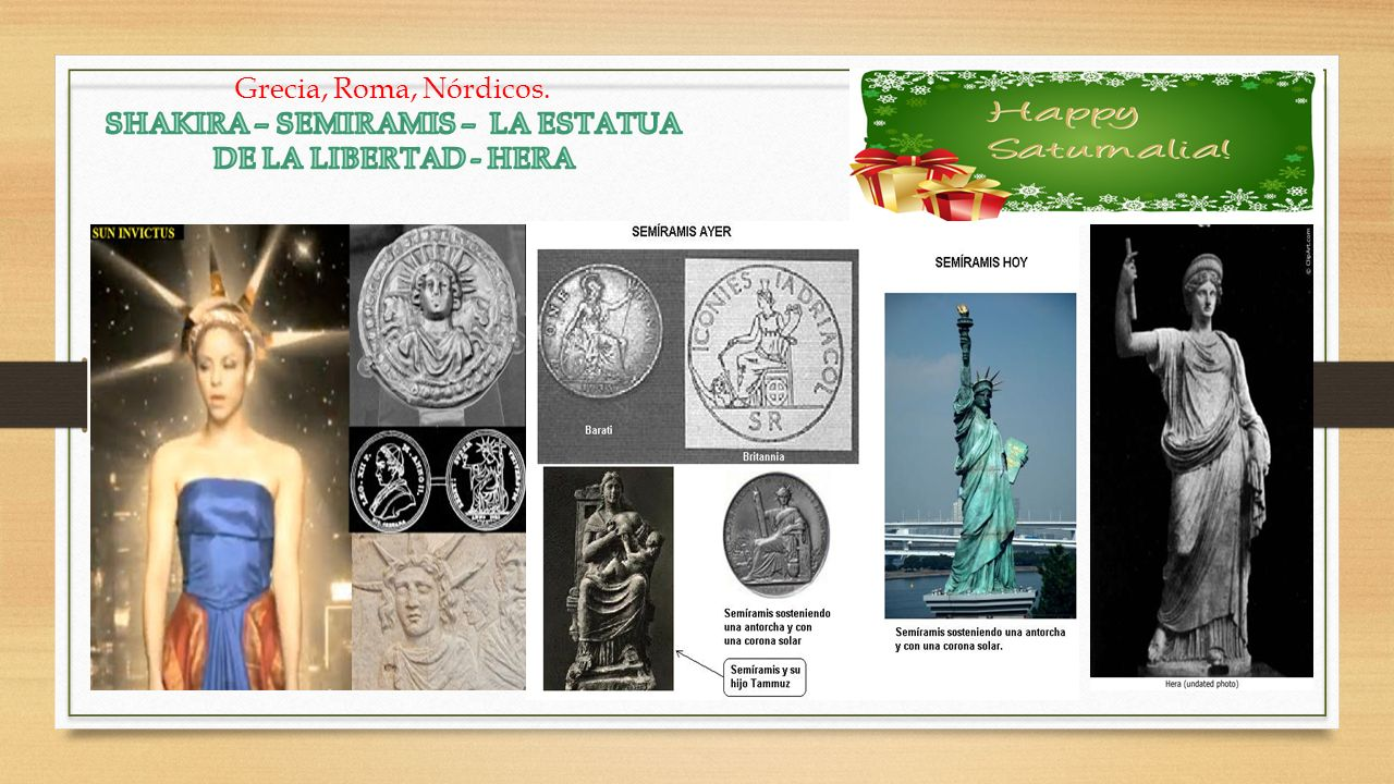 Grecia, Roma, Nórdicos ACTUALES