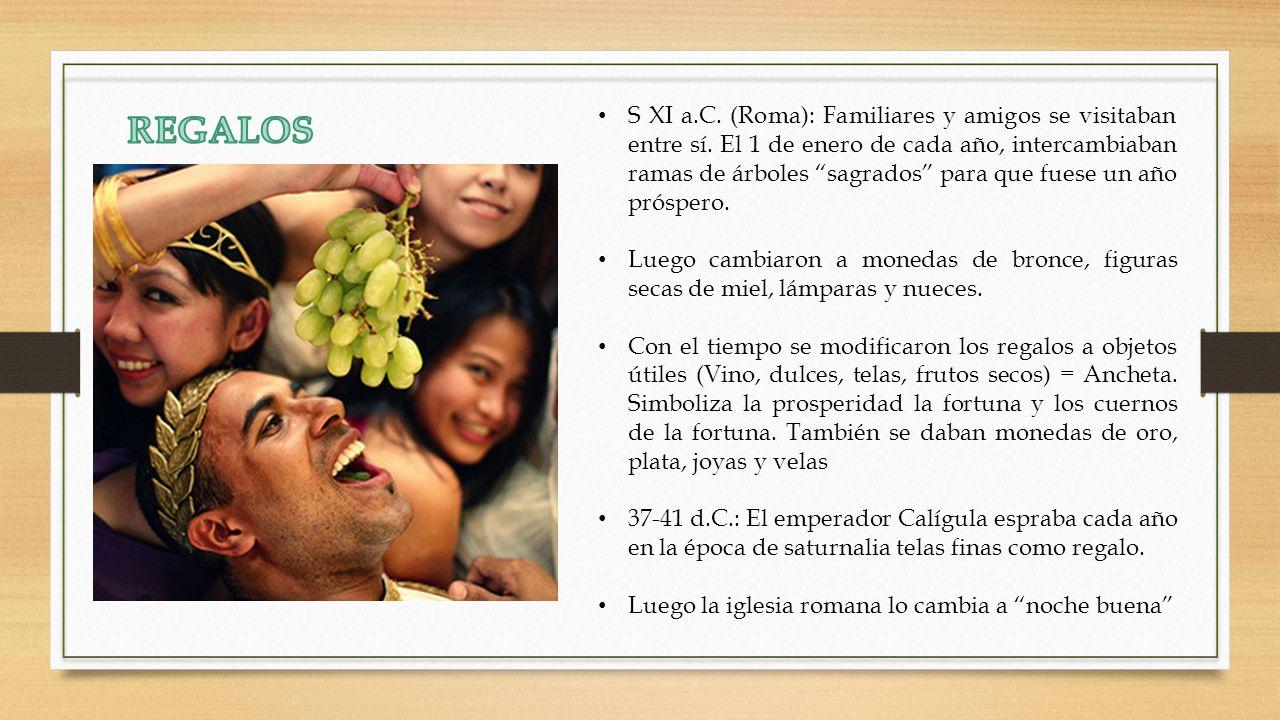 En Italia los niños recibían reagalos de una hada llamada Befania (Bruja).