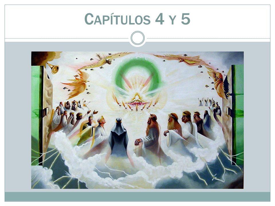 Apocalipsis, 4: 6-8; Ezequiel, 1: 10 Pero no son hombres, pues se les llama específicamente querubines (Ezequiel, 10: 2) Representan a los ángeles que están trabajando activamente a favor de la humanidad (Mateo, 18: 10) Pero no son hombres, pues se les llama específicamente querubines (Ezequiel, 10: 2) Representan a los ángeles que están trabajando activamente a favor de la humanidad (Mateo, 18: 10) Están íntimamente ligados a la tierra, tanto por su número como por su aspecto.