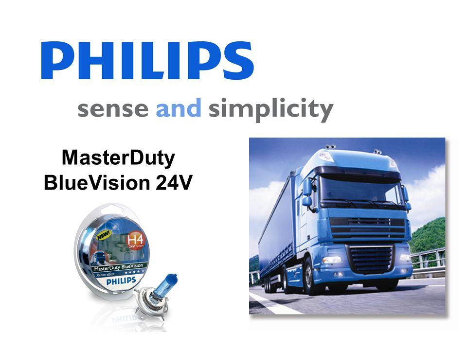 MasterDuty BlueVision 24V