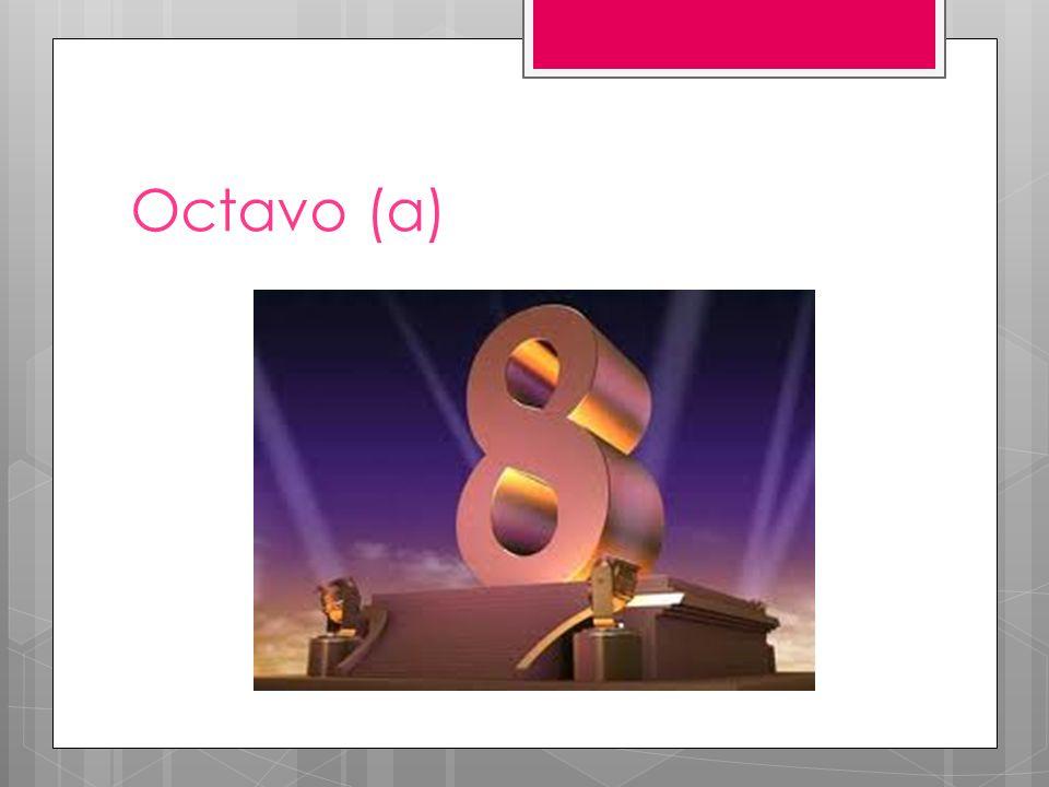 Octavo (a)