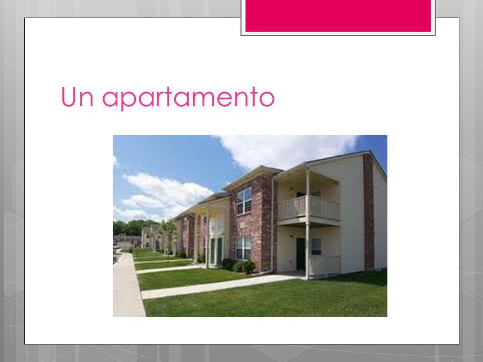 Un apartamento
