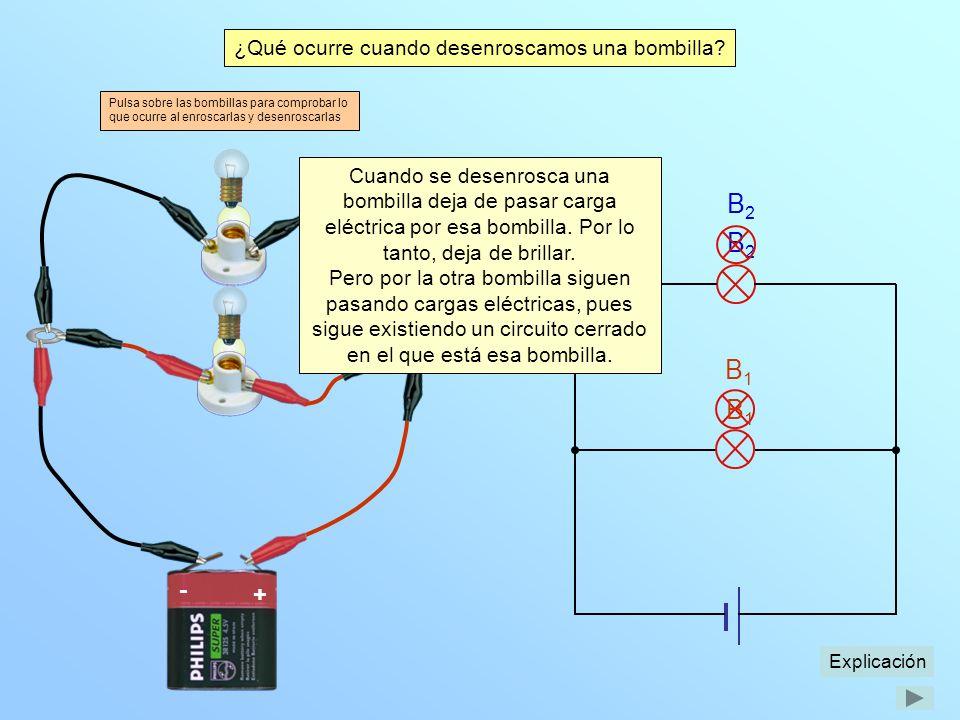 + - ¿Cuál sería el efecto de un interruptor colocado en este cable.