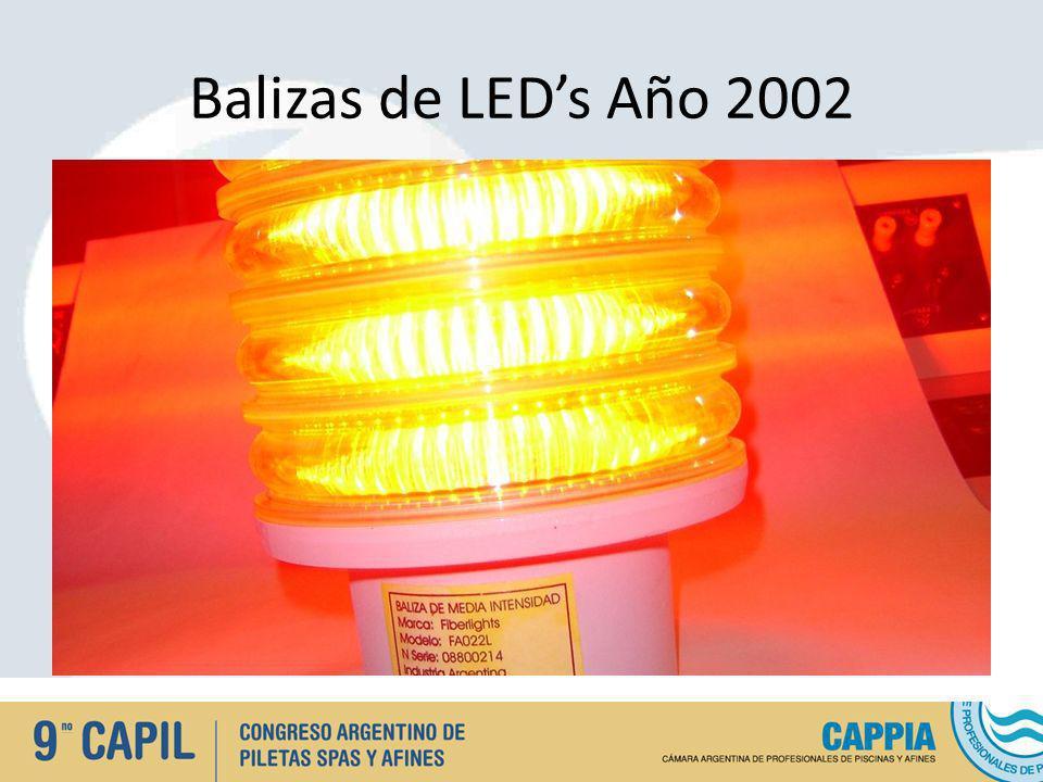 Características Específicas de los Leds Tipo de LED ( Tecnología ).- Ángulos - Ópticas, Lentes Limitaciones de Potencia.- Limitaciones de Rendimiento.- Sensibilidad a las Fluctuaciones de Alimentación.- Limitaciones con respecto a la temperatura.-
