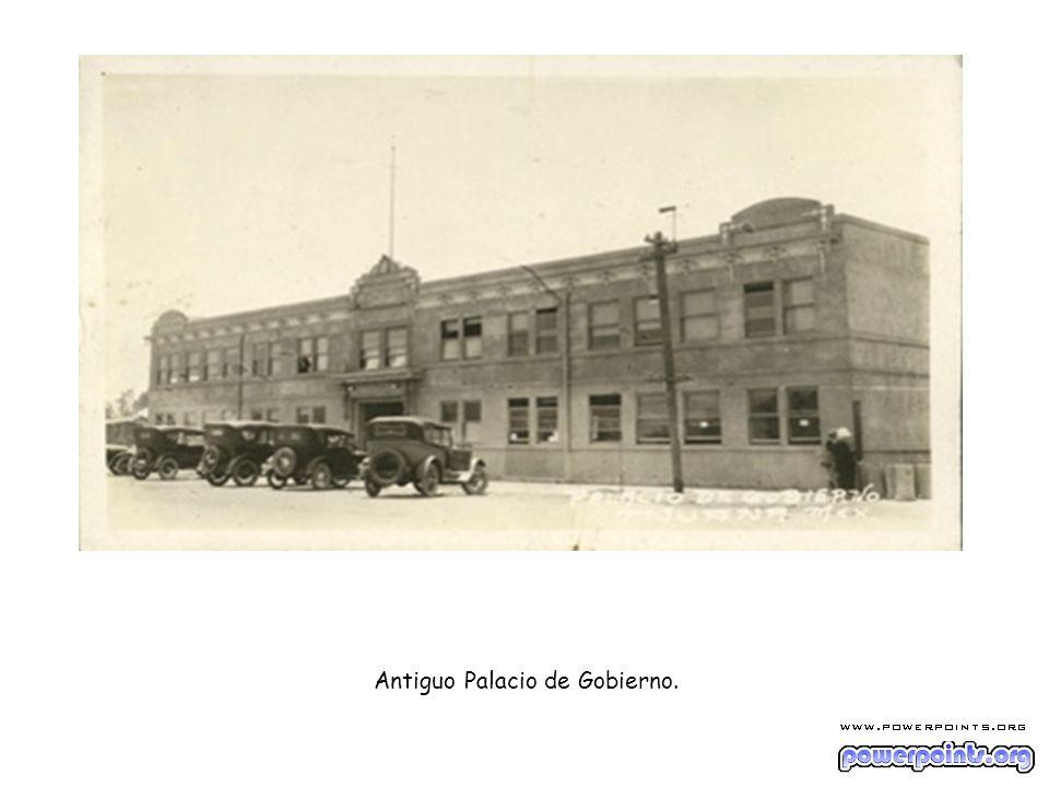 Antiguo Palacio de Gobierno.