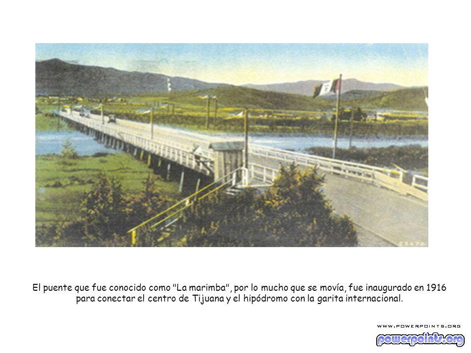 El puente que fue conocido como
