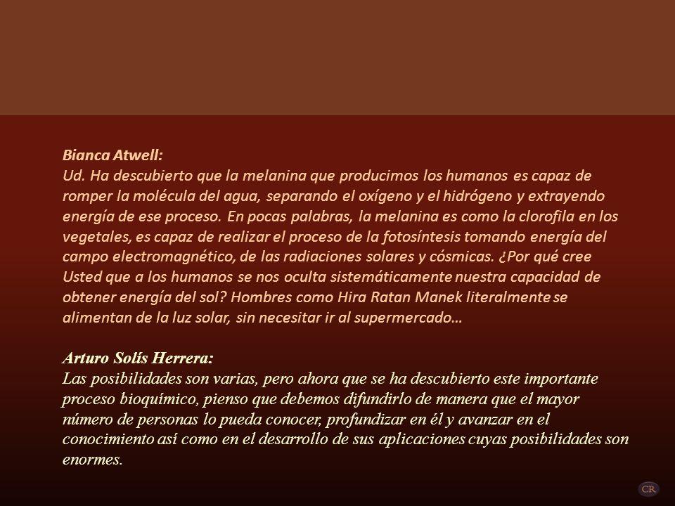 Solís Herrera es uno más de los tantos investigadores cuyos hallazgos son opacados por el gran engranaje de los monopolios energéticos.