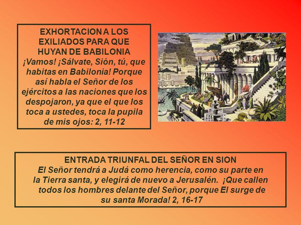 Cap. 2 SEGUNDA VISION: LOS CUERNOS Y LOS HERREROS Yo pregunté: